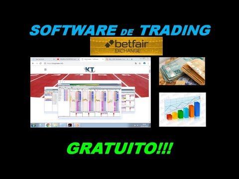 Software de Trading na Betfair gratuito!!