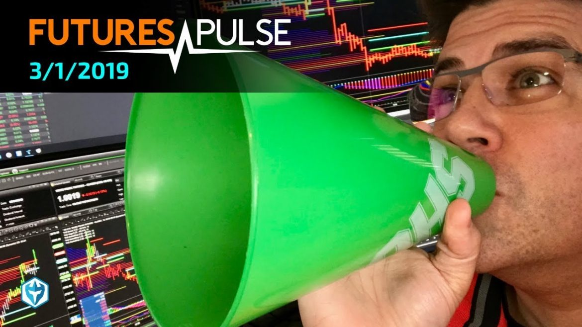 Green Friday w/ Warrior Futures Traders | Steve's Futures Pulse 122
