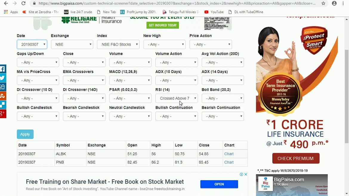 NSE CASH FUTURES 9:15 AM STATERGY – Risky traders