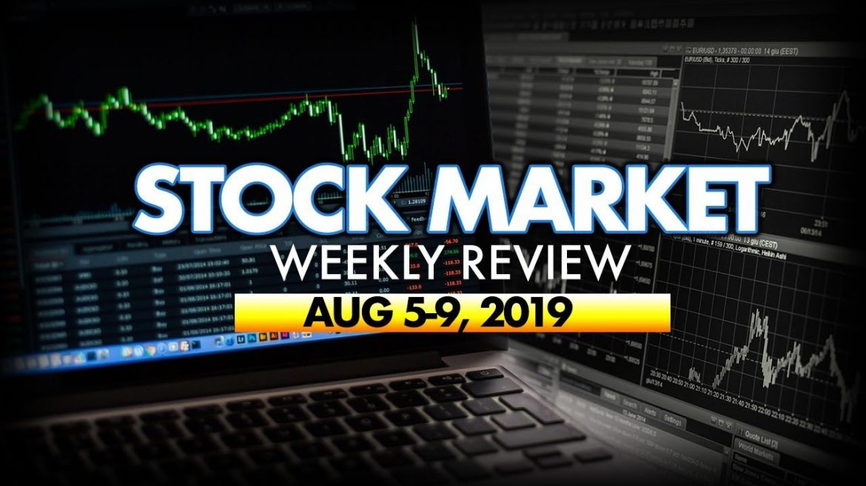 Weekly Stock Market Review | August 5 –  9, 2019 | WILD WEEK… + Uber Earnings