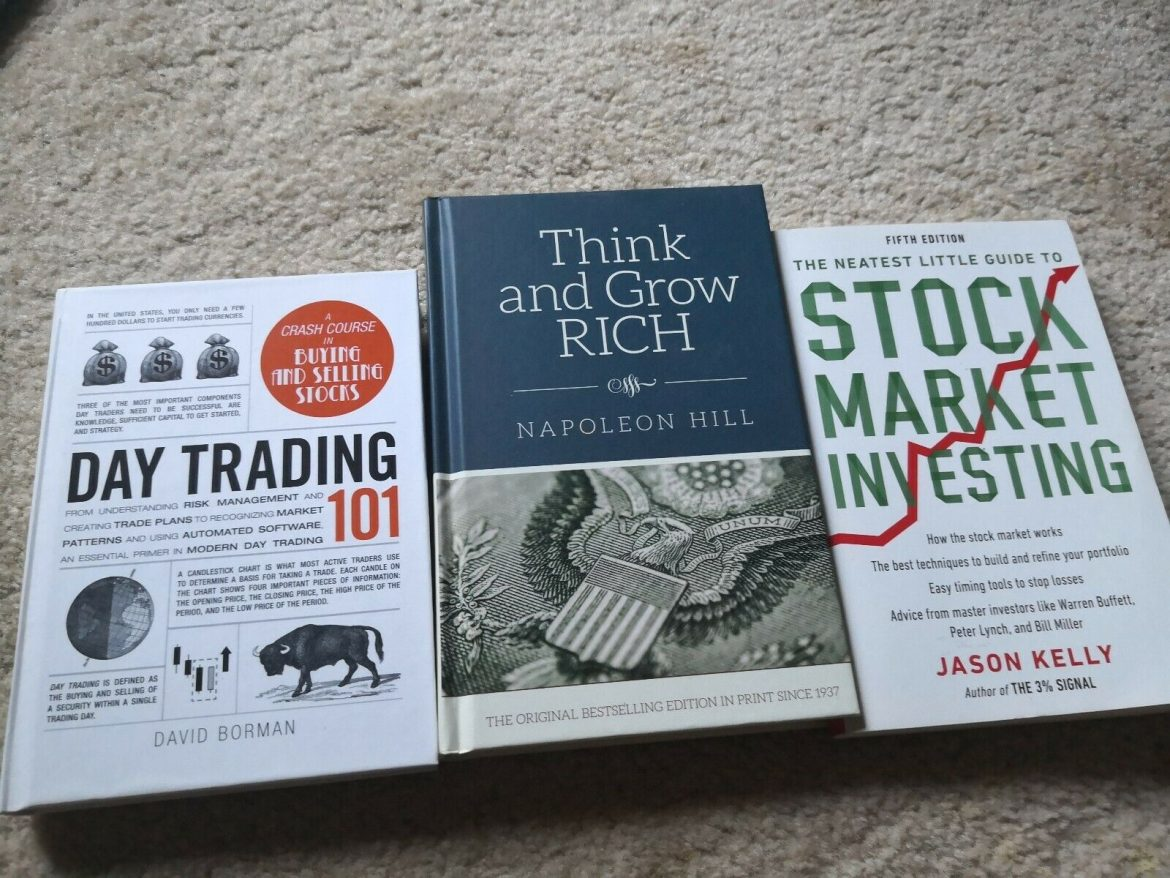 Day Trading 101, Think and Grow RICH, Stock Market Investing