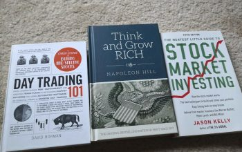 Day Trading 101, Think and Grow RICH, Stock Market Investing 2