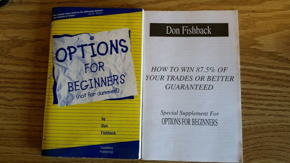 Stock Options Trading For Beginners By Don Fishback