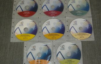 Online Trading Academy Professional E-Mini Trader Library 8 CD Set stock market 3