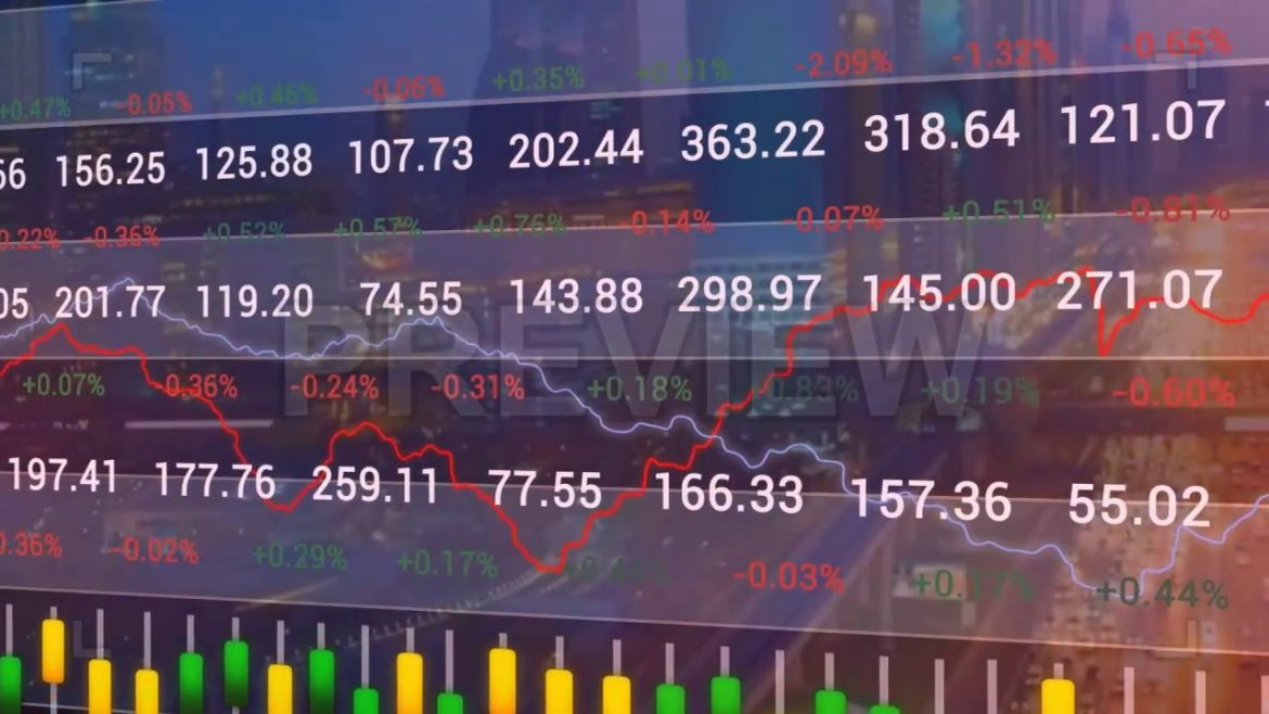 Stock Market Board 2 Stock Motion Graphics