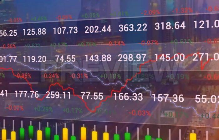 Stock Market Board 2 Stock Motion Graphics 4
