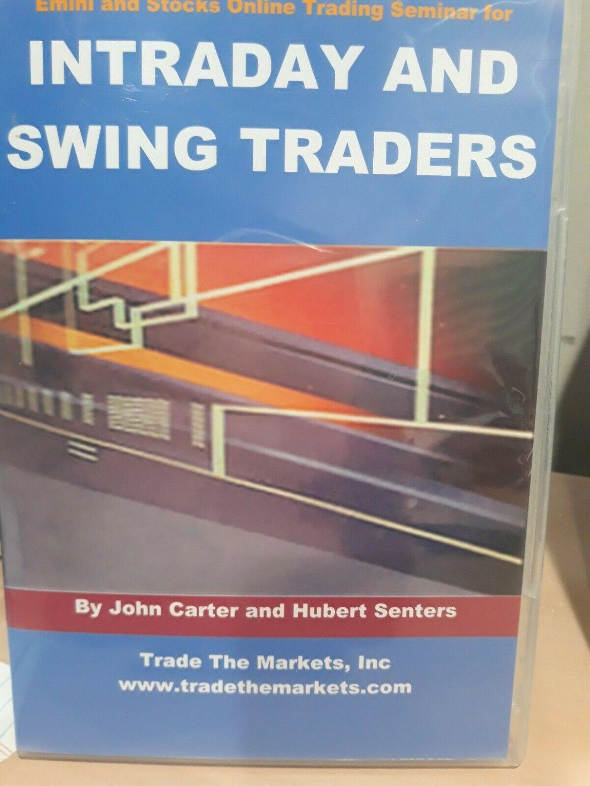 E-Mini & Stocks Online Trading Seminar Intraday Swing & Traders John Carter