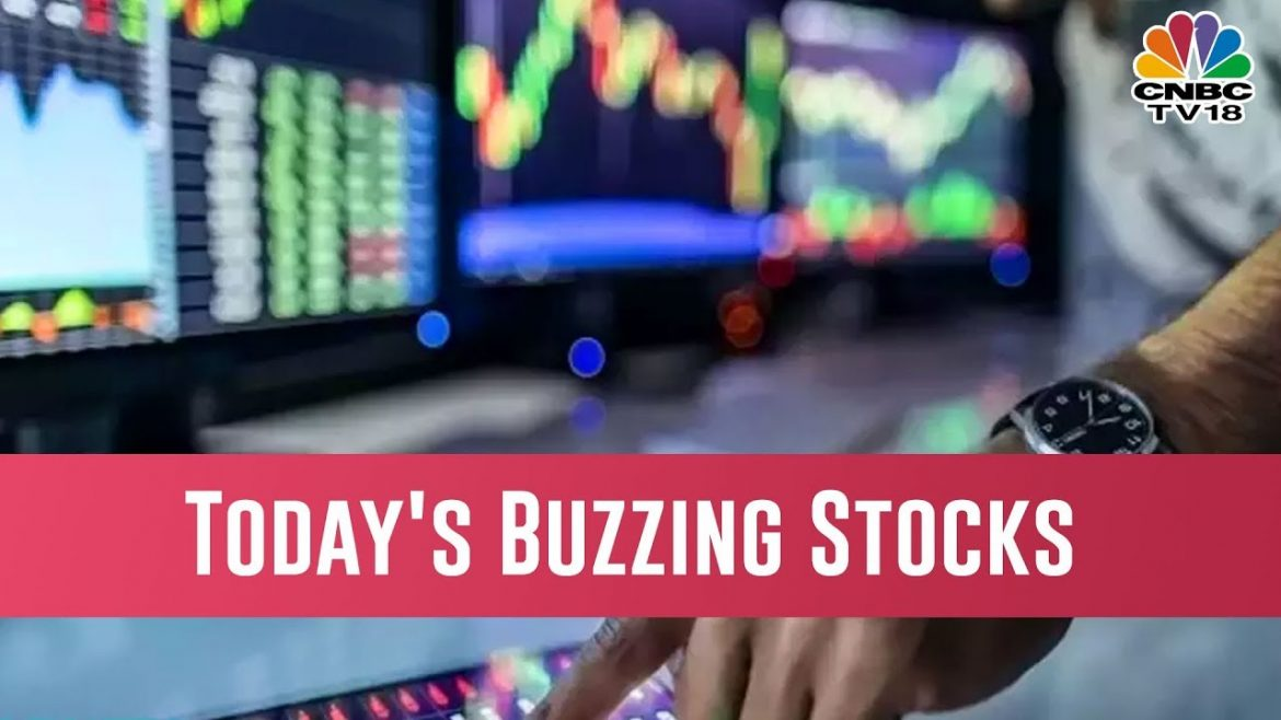 Share Market Updates : Today's Buzzing Stocks | CNBC-TV18 | March 5, 2019