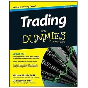 Trading for Dummies by Epstein and Griffis (2013, Paperback) Free ship stocks