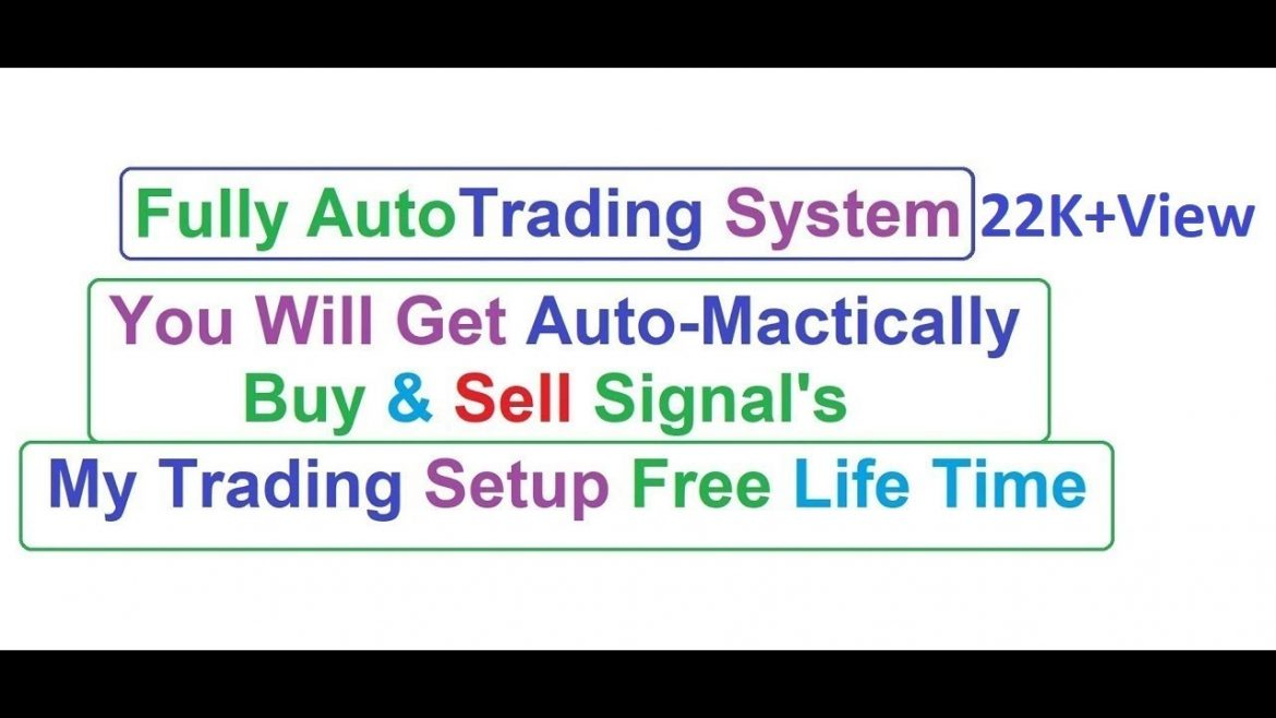 Free buy sell signals Auto Trading Systems