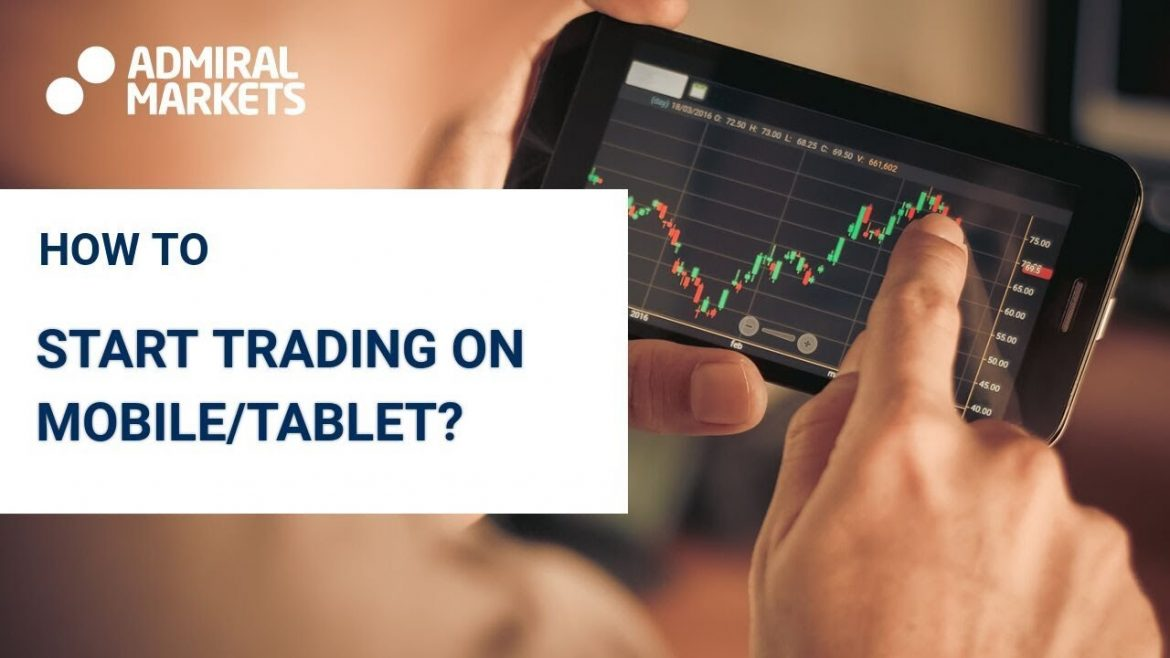How to trade on the MetaTrader 5 app