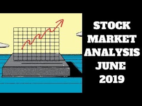 Stock Market Analysis June 2019| Stock Market News