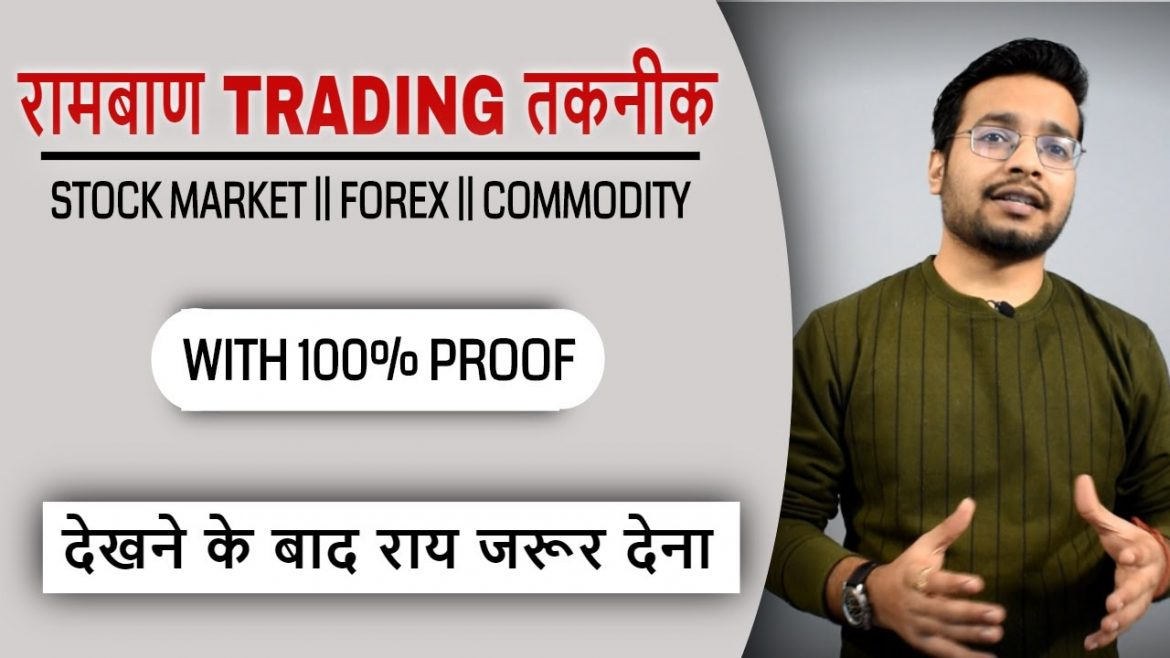 Ramban trading technique for stock market    Options, Futures, cash market    By trading chanakya