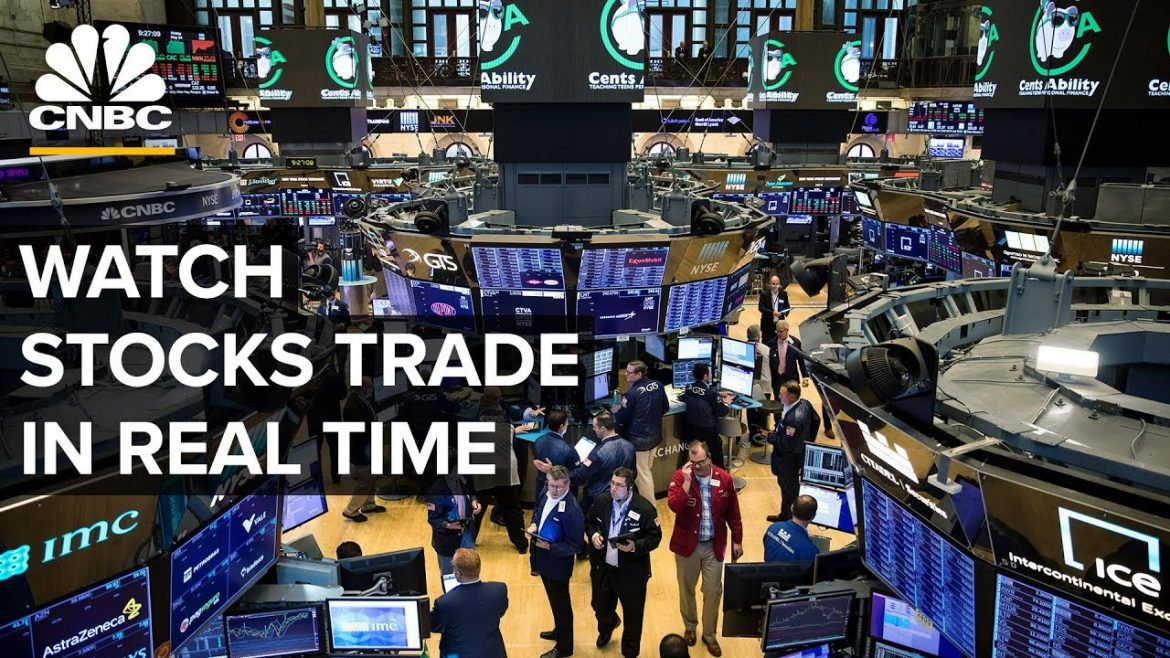Watch stocks trade in real time – 06/03/2019