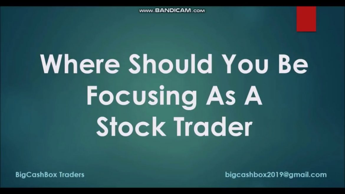 Change the way of Trading Stocks And Earn Huge Income | What should a Stock Trader Focus On?