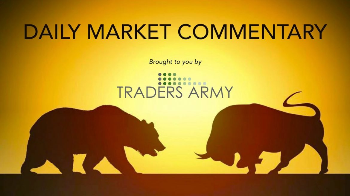 Daily Market Commentary – (01/28/2020)     [with Chuck Fulkerson of TradersArmy.com]