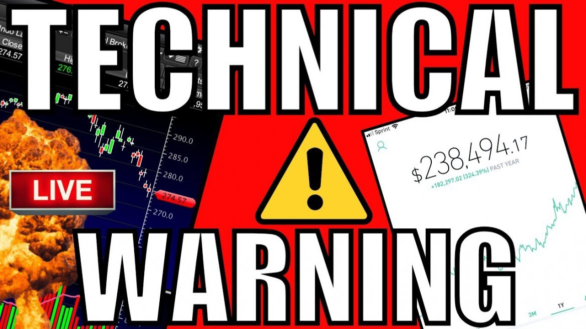 THE STOCK MARKET IS GOING TO BE CRAZY TODAY – Day Trading Live, Option Trading, & Stock Market News!