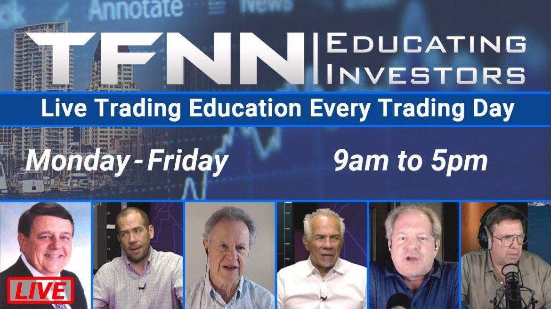 TFNN LIVE – Stocks and Options Trading News and Education