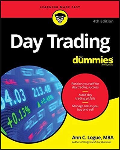 Day Trading For Dummies (For Dummies (Business & Personal Finance)) Business NEW