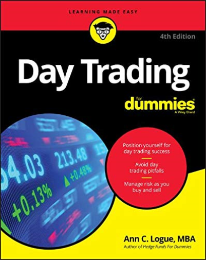 Logue Ann C.-Day Trading For Dummies BOOK NEW