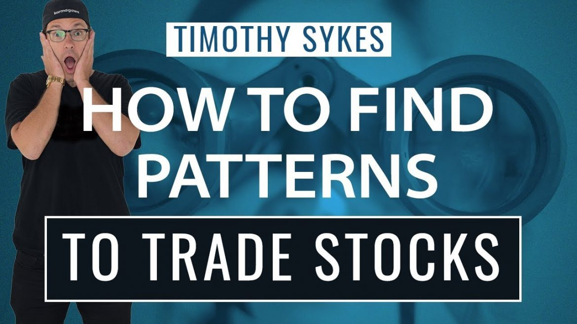 How To Find Patterns To Trade Stocks