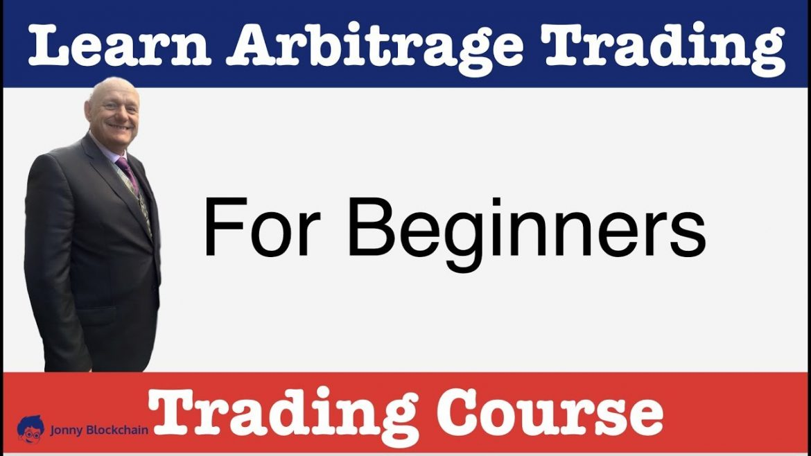 Free Arbitrage Trading Course
