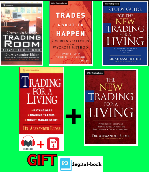 Trading for a Living & The New Trading & Trades About to Happen A Elder (P-D-F