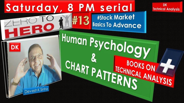 Psychology & Chart Patterns (Zero To Hero #13) #stocks #TechnicalAnalysis #Trading