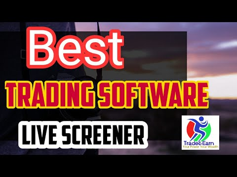 Best trading software NSE BSE mcx || free Buy Sell Signal on chart 2019