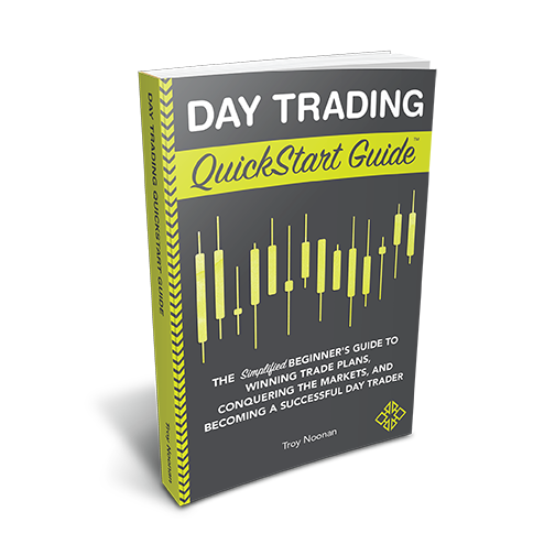 USED – Day Trading QuickStart Guide: Simplified Trading Mastery (Book)