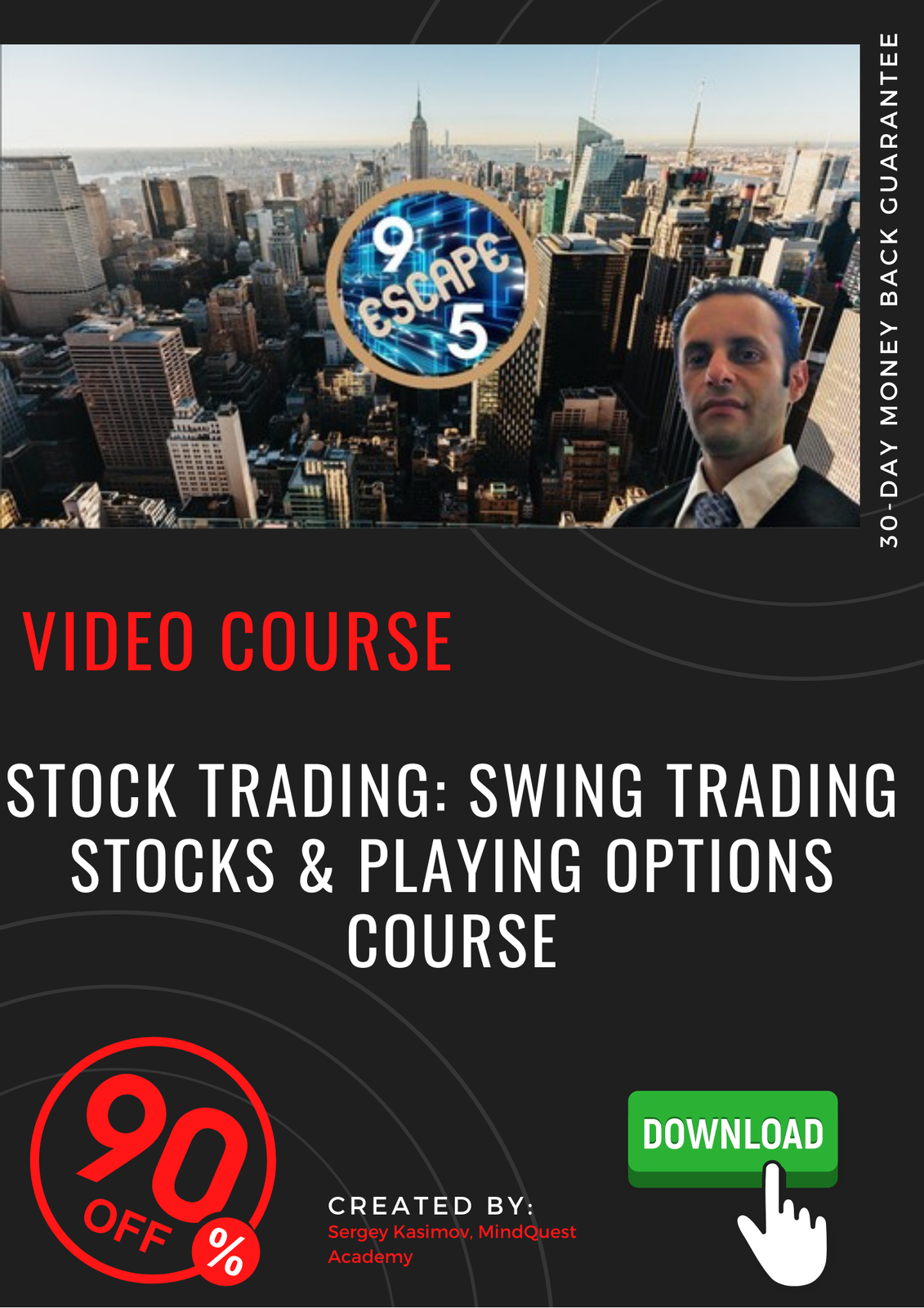 Stock Trading: Swing Trading Stocks & Playing Options Course