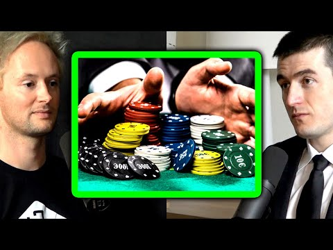 Stock trading: Is it gambling or investing? | Richard Craib and Lex Fridman