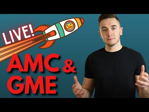 AMC & GAMESTOP 🚀🚀🚀: HOW LOW CAN THEY GO? || BUY THE DIP?! 💎🙌