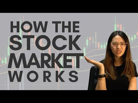 HOW THE STOCK MARKET WORKS | Stock Market 101 for beginners | Philippine Stock Exchange