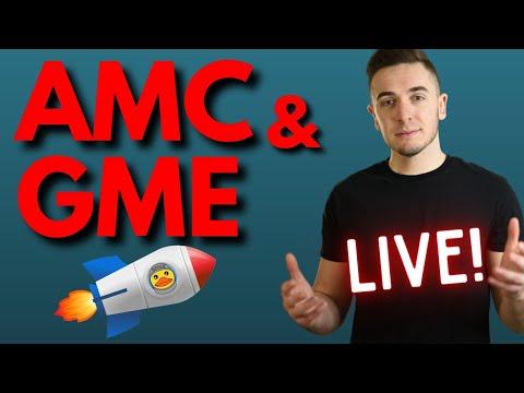 🔴[LIVE] AMC & GAMESTOP 💎🙌: THE BATTLE RAGES ON 🚀🚀🚀    Naked Shorts & Loaning Explained