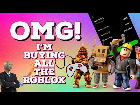 Why I'm Buying $100K Of ROBLOX Stock in 2021