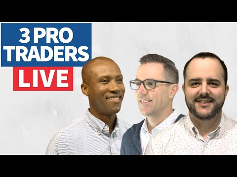 Join 3 Pro Traders Make💰(& Sometimes Lose) Money – March 10, 2021