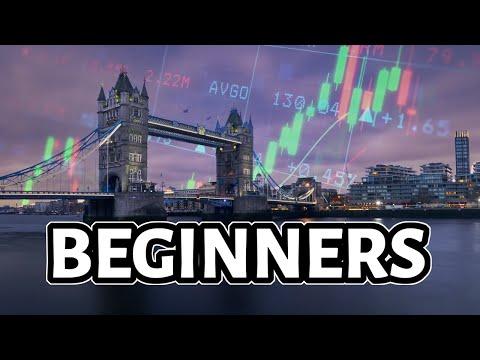Stock Trading For Beginners – HOW TO START Stock Trading For Beginners In UK