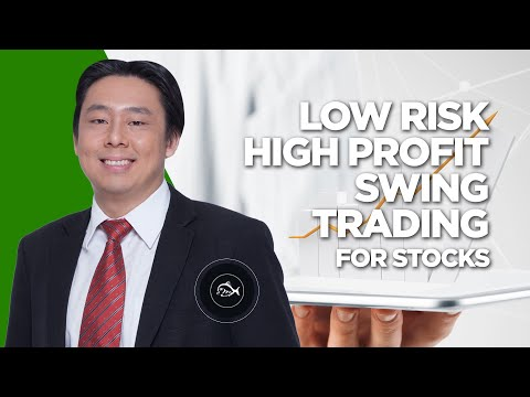 Low Risk High Profit Swing Trading for Stocks