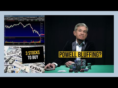 I BOUGHT $50,000 OF ROBLOX STOCK! – My Watchlist – STOCK MARKET CALLS POWELL'S BLUFF!