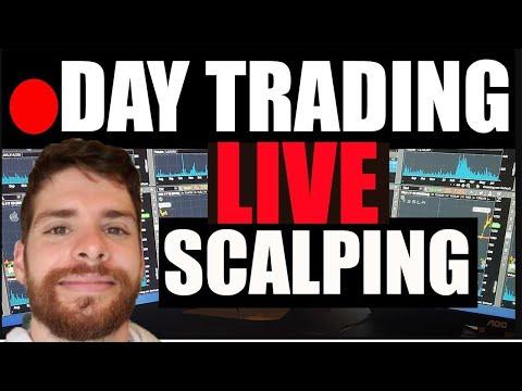 🔴LIVE Day Trading Scalping GME + AMC Back? BTC (RIOT + MARA) Penny Stocks (HGEN UPC CPHI CYAN EEIQ)