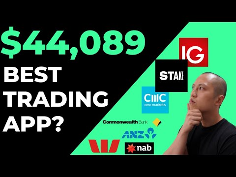 Best Stock Trading App Australia 2021 // STOP PAYING SO MUCH FEES Ep.1