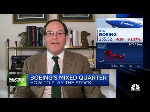 Why Boeing is an 'owning stock' rather than a 'trading' stock