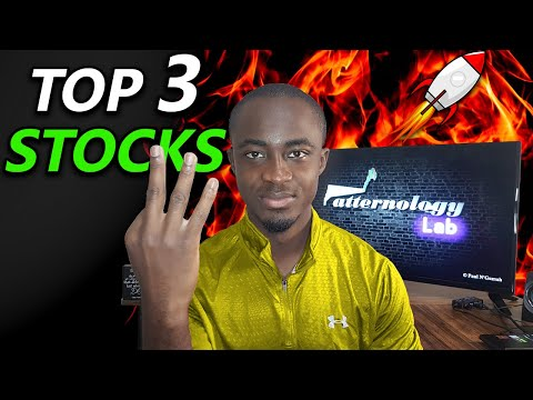 TOP 3 STOCKS TO BUY NOW!🔥