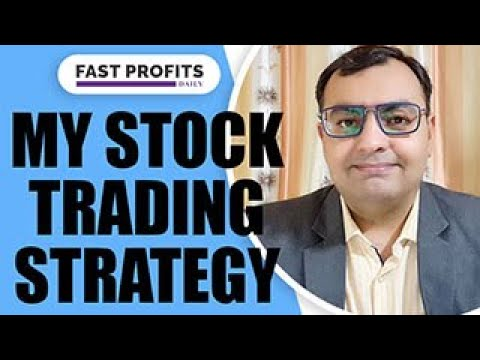 My Stock Trading Strategy