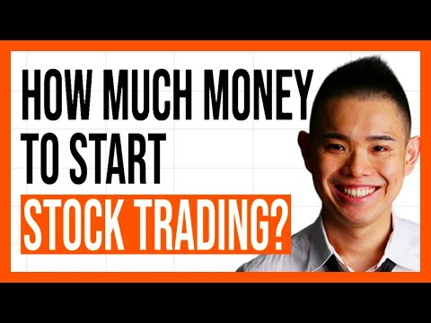 How Much Money You Need To Start Stock Trading
