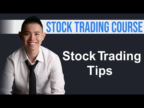 Stock Trading Tips That Work