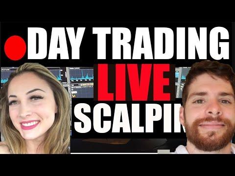 🔴 LIVE Day Trading Scalping FTFT, GME + AMC Run? Penny Stocks (UPC, JAGX, UAVS, ACY)