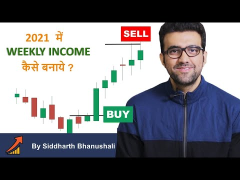 Swing Trading For Beginners | Earn Through Stock Market | By Siddharth Bhanushali