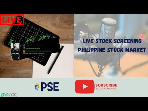 JTrade Live Stock Trading and Screening: April 23, 2021